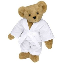 "15"" Martial Arts Teddy Bear"