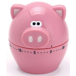 Piggy Wiggy Kitchen Timer