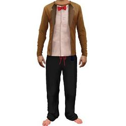 11th Doctor Who Pajamas