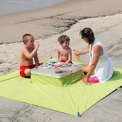 Tablanket All-in-One Portable Picnic Table and Blanket