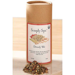 Simply Spa Detoxify Me Tea
