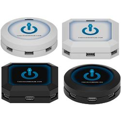 USB ChargeHub Universal Charging Station