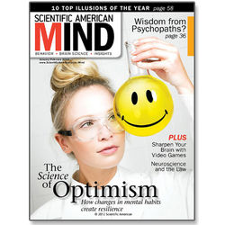 Scientific American Mind Magazine Subscription