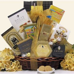 Relax and Recover Get Well Gift Basket