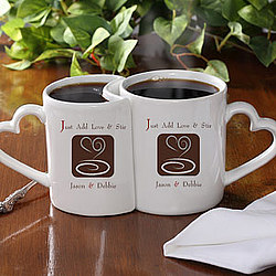 Let's Stir Things Up Snuggle Mug Set
