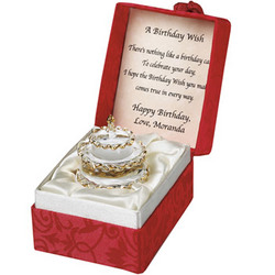 A Birthday Wish Messenger