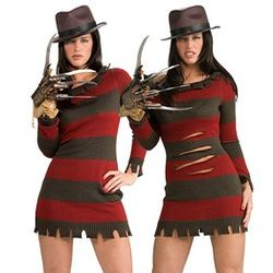 Adult Sexy Ms. Krueger Costume
