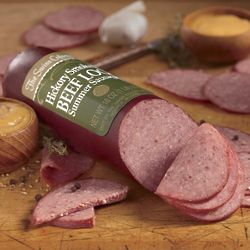The Original Beef Log® Sausage
