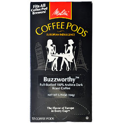 Buzzworthy Universal Coffee Pods