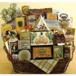 Gourmet Feast Gift Basket