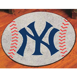 New York Yankees Fanmats Fan Rug