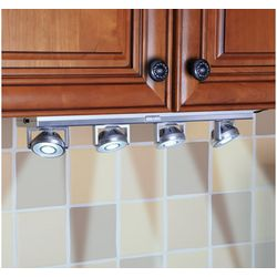 Under Cabinet Pivoting Spotlights