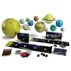 Spectacular Science Solar System Kit