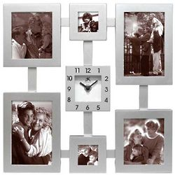 Family Moments Wall Clock