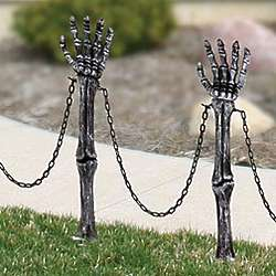 Skeleton Arm Lawn Stakes