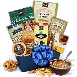 Get Well Soups Gift Basket