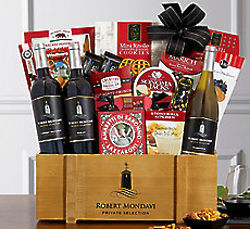 Robert Mondavi Cellar Selection Gift Basket