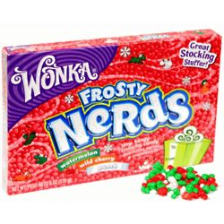 Frosty Nerds Holiday Theater Box