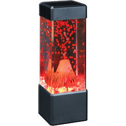 Volcano Desk Lamp and Night Light