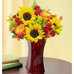 Autumn Sophistication Small Bouquet