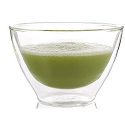 Kierros Glass Matcha Bowl