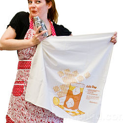 Salty Dog Flour Sack Towel