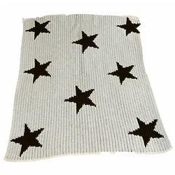 Floating Stars Acrylic Blanket