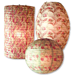 Nostalgic Paper Lanterns