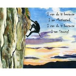 Be Strong Fine Art Print