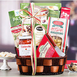 The Italian Collection Gift Basket
