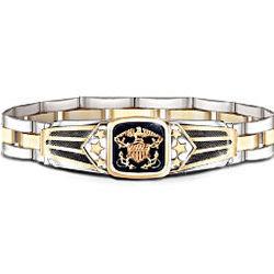 Men's Show Your Pride U.S. Navy Bracelet