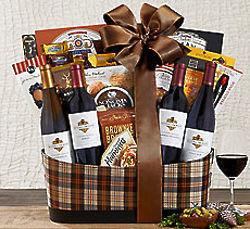 Kendall-Jackson Vintner's Reserve Duet Gift Basket