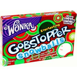 Gobstopper Snowballs Holiday Theater Box