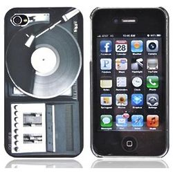 DJ iPhone Hard Case