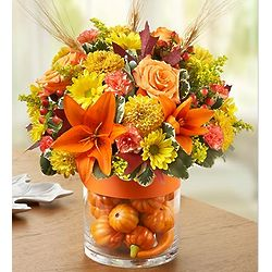 Fruitful Gatherings Small Floral Arrangement