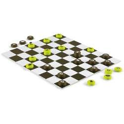 Triple Play 3 in 1 Chess Backgammon and Checkers Set