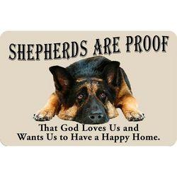 German Shepherd Dog Breed Doormat