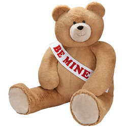 Big Hunka Love Be Mine Teddy Bear