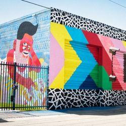 Wynwood Graffiti Bike Tour of Miami, Florida for 1
