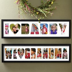 Loving Them Photo Collage Frame