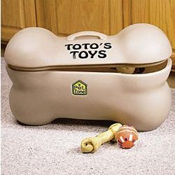 Dog Bone Large Storage Box