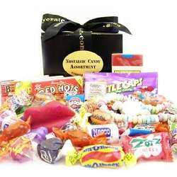 Classic Nostalgic Candy Assortment Box