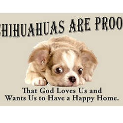 Chihuahua Dog Breed Doormat