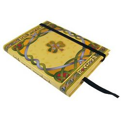 Irish Notebook with Lined Pages