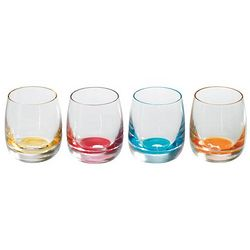 British-Inspired Shot Glass Set