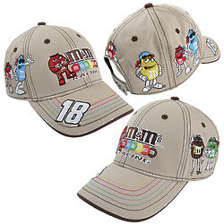 Kyle Busch #18 Youth Character Hat