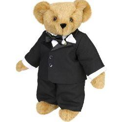 """15"""" Groom Teddy Bear"""