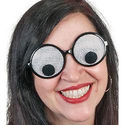 Giant Googly Eye Glasses