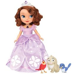 Sofia the First Talking Sofia and Animal Friends Dolls