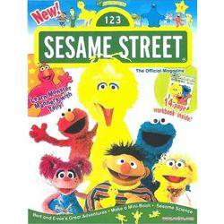 Sesame Street Magazine Subscription